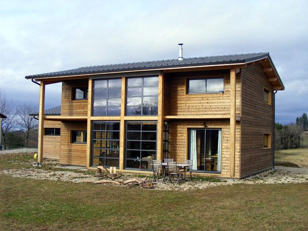 caillaud bourleyre maison ossature bois
